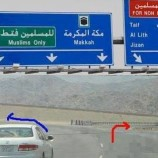 Why are Non-Muslims not allowed to enter Mecca & Medinah?